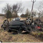 POL-NB: Verkehrsunfall mit zwei verletzten Personen auf der L 27 zwischen Neubrandenburg und Woggersin (LK MSE)