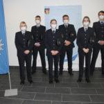 BPOLI MD: Bundespolizeiinspektion Magdeburg begrüßt sieben neue Kolleginnen und Kollegen