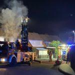 FW-SE: Feuer in Mittelreihenhaus