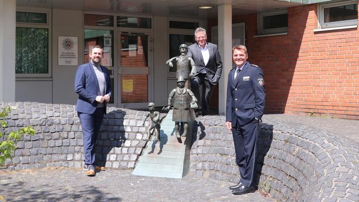 Read more about the article POL-NE: Neuer Wachleiter für die Polizeiwache Dormagen