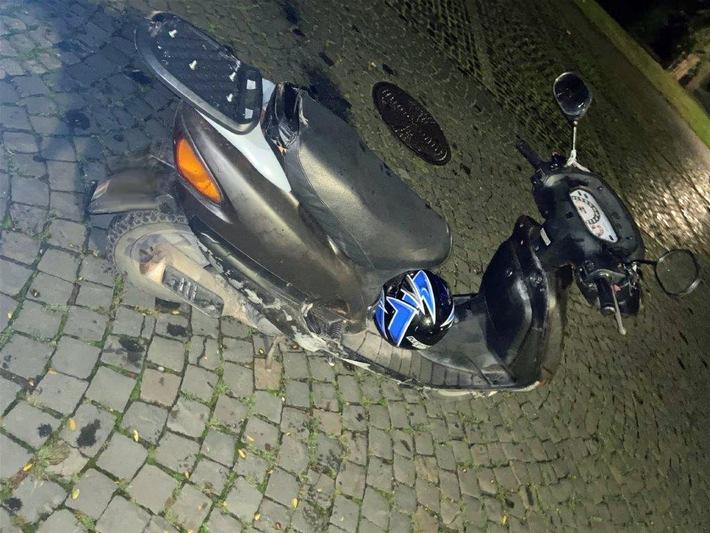Read more about the article POL-NE: Polizei sucht rücksichtslose Raser und den Eigentümer eines mutmaßlich gestohlenen Rollers