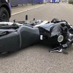 POL-PDPS: Verkehrsunfall mit tödlich verletztem Motorradfahrer